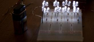 LED Ring Light – Part 1