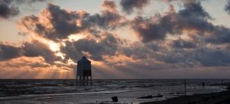 Lighthouse (didn't miss the light tonight)