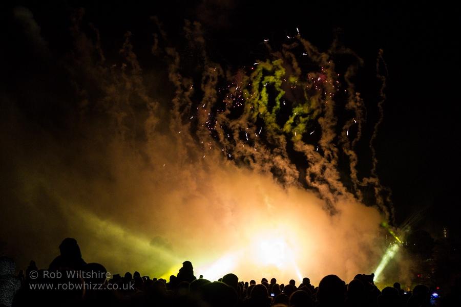 Alton Towers – Fireworks #2