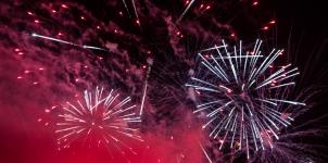 Alton Towers – Fireworks