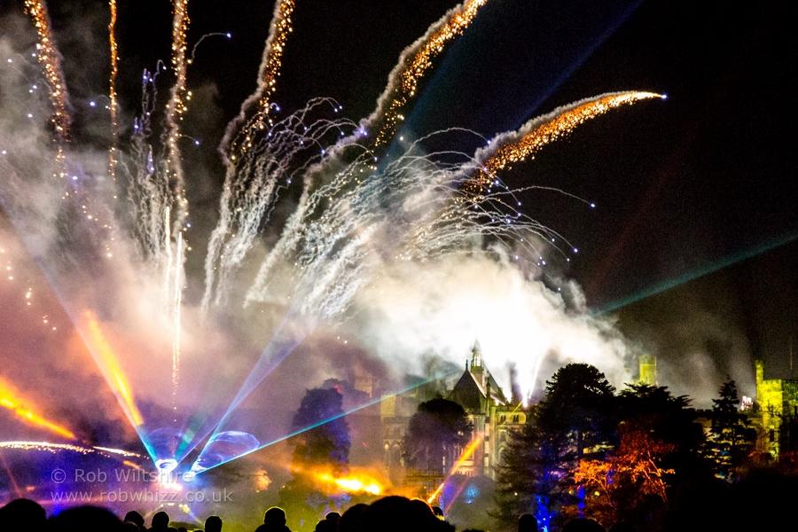 Alton Towers – Fireworks #3