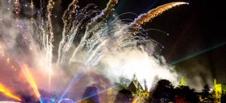 Alton Towers – Fireworks #3